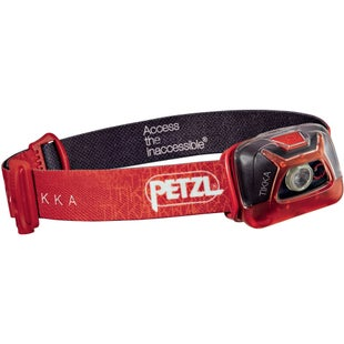Petzl Tikka Head Torch - Red