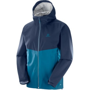 Salomon La Cote Flex 2.5L Jacket - Moroccan Blue Night Sky