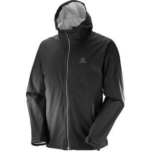 Salomon La Cote Flex 2.5L Jacket - Black