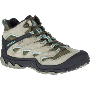 Merrell Chameleon 7 Limit WTPF Womens Boots - Dusty Olive