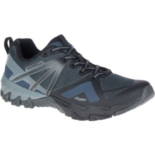 Merrell MQM Flex Walking Shoes - Grey Black