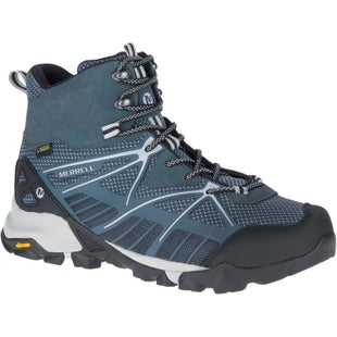 Merrell Capra Venture Mid GTX Surround Walking Shoes - Slate