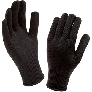 Sealskinz Merino Liner Gloves - Black