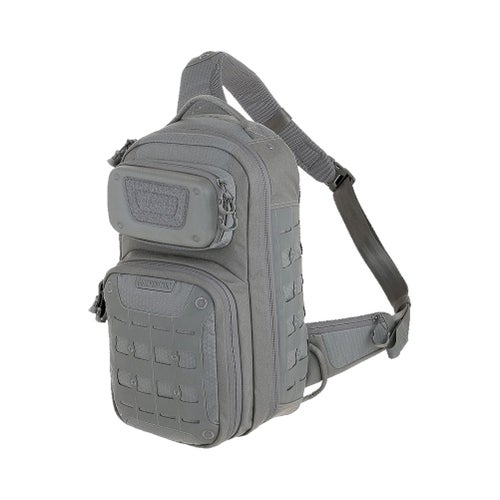 Maxpedition Gridflux Sling Backpack - Grey