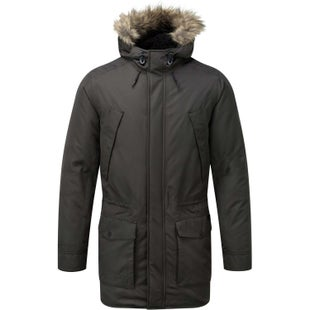 Craghoppers Argyle Parka Jacket - Black Pepper