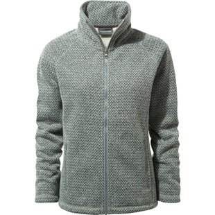 Craghoppers Jasmine Womens Fleece - Quarry Grey Marl