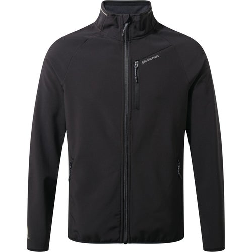 Craghoppers Baird Softshell Jacket - Black
