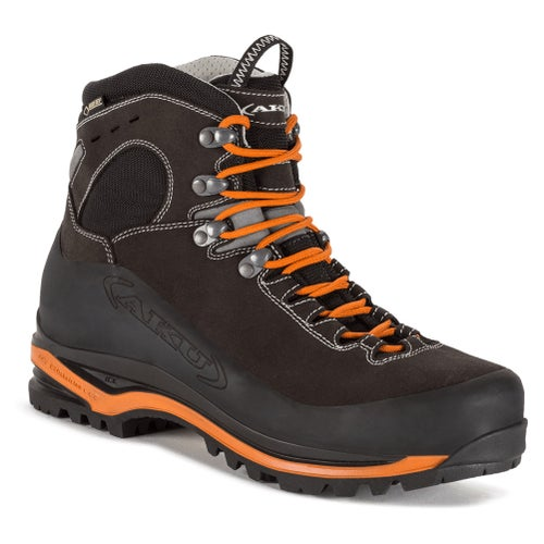 Aku Superalp GTX Boots - Anthracite Orange