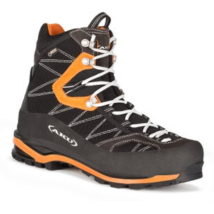 Aku Tengu GTX Boots - Black Orange