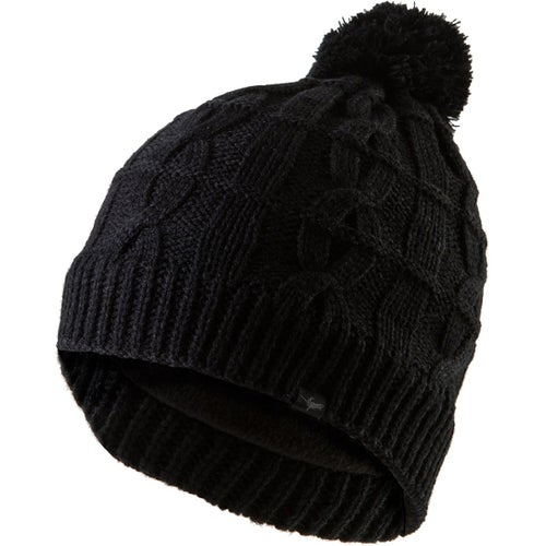 Sealskinz Waterproof Cable Knit Bobble Beanie