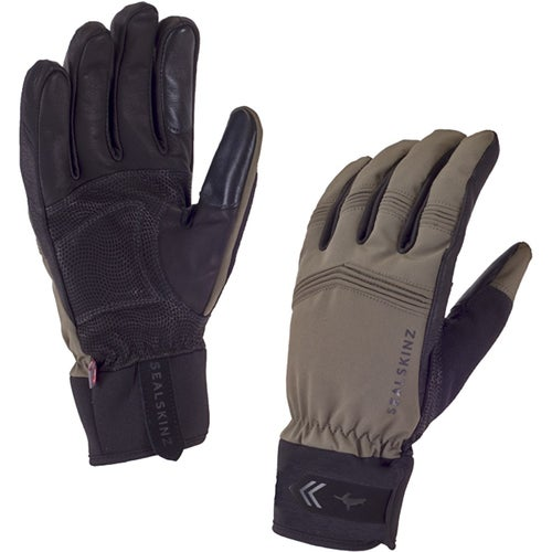 Sealskinz Performance Activity Gloves - Dark Olive Black