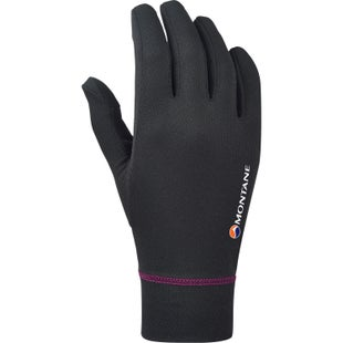 Montane Powerdry Womens Gloves - Black