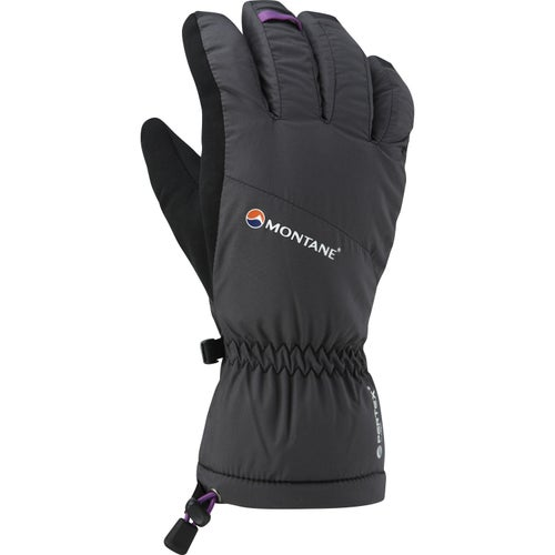 Montane Mountain Woman Waterproof Womens Gloves - Black