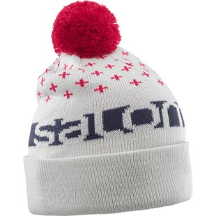 Salomon Free Beanie - Vaporous Grey Barbados Night