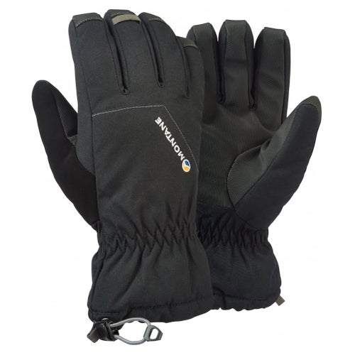 Montane Tundra Gloves - Black