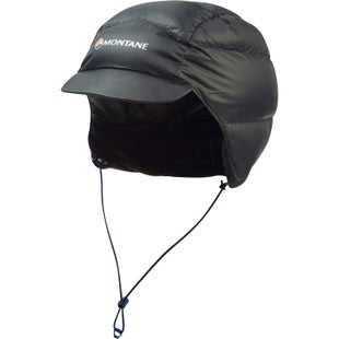 Montane Plume Mountain Cap - Black