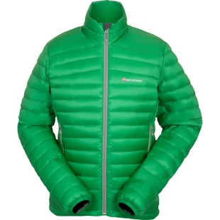 Montane Featherlite Micro Down Jacket - Rocket Green