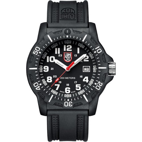Luminox Black Ops 8881 Watch - Black White Dial