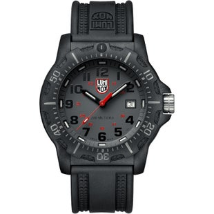 Luminox Black Ops 8882 Watch - Grey Black Red Dial