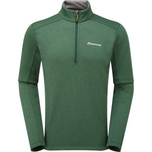 Montane Forza Pull On Fleece - Arbor Green