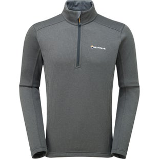 Montane Forza Pull On Fleece - Shadow