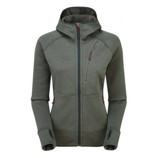 Montane Moraine Womens Fleece - Shadow