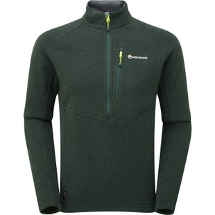 Montane Neutron Pull On Fleece - Arbor Green