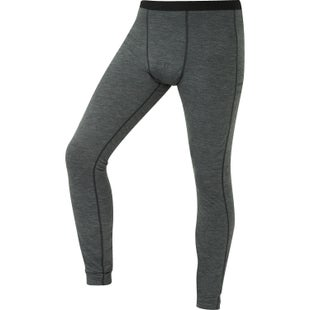 Montane Primino 140 Long John Baselayer Bottoms - Black