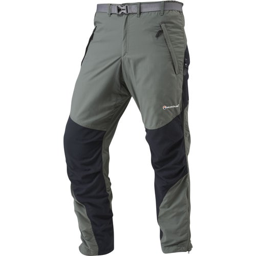 Montane Terra Short Length Pants - Ivy
