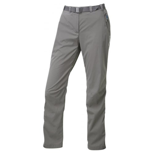 Montane Terra Pack Reg Leg Womens Pants - Mercury