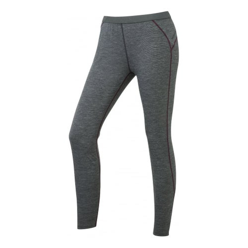 Montane Primino 140 Long Janes Womens Baselayer Bottoms - Black