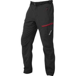 Montane Alpine Trek Reg Length Pants - Black
