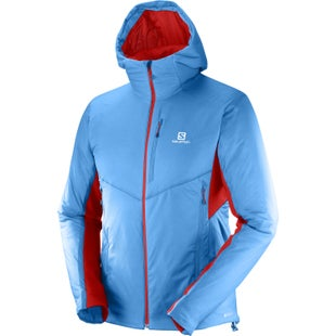 Salomon Drifter Air Hoodie Jacket - Hawaiian Surf