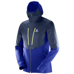 Salomon Drifter Air Mid Hoodie Jacket - Surf The Web