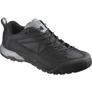 Salomon X Alp SPRY Walking Shoes - Magnet Black Monument