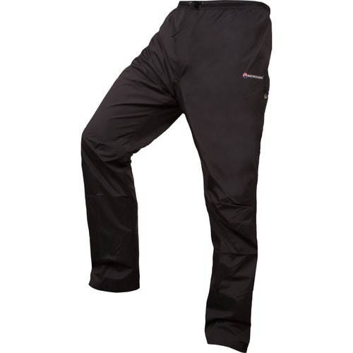 Montane Atomic Short Length Waterproof Pant - Black