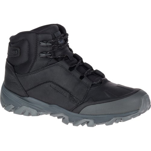 Merrell Coldpack Ice Plus Mid WTPF Boots - Black