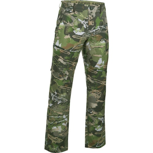 Under Armour Early Season Field Pant - Ridge Reaper Camo Fo