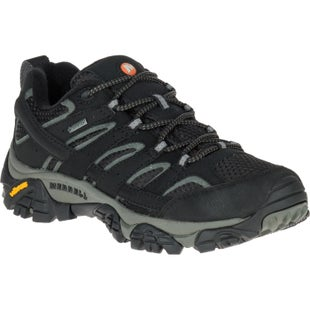 Merrell Moab 2 GTX Womens Walking Shoes - Black