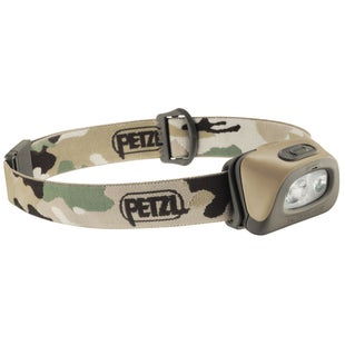 Petzl Tactikka Plus RGB Head Torch - Desert