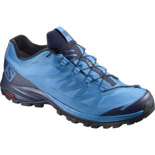 Salomon OUTpath GTX Walking Shoes - Indigo Bunting Navy Blazer Black