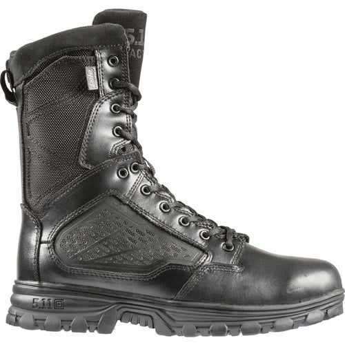 5.11 Tactical Evo 8 Insulated Side Zip Boots - Black