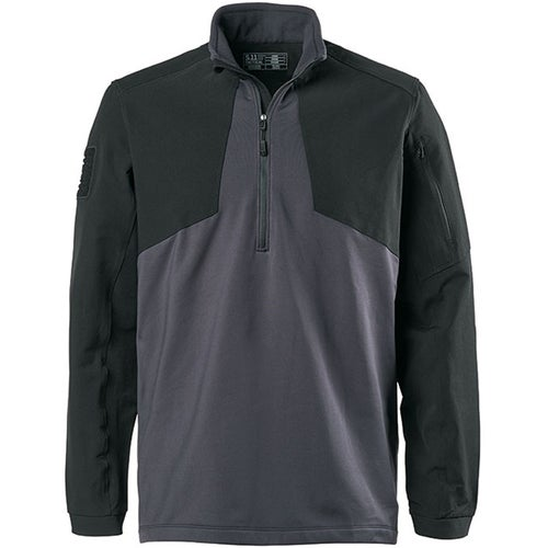5.11 Tactical Thunderbolt Half Zip Fleece - Charcoal