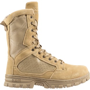 5.11 Tactical Evo 8 Desert Side Zip Boots - Coyote