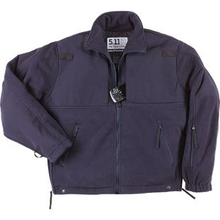 5.11 Tactical Tactical Fleece Jacket - Dark Navy