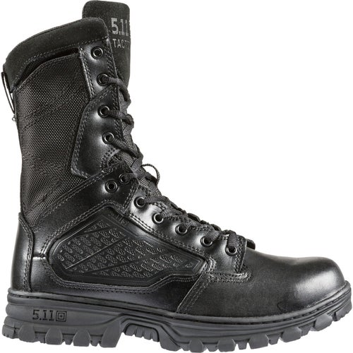 5.11 Tactical Evo 8 Side Zip Boots - Black