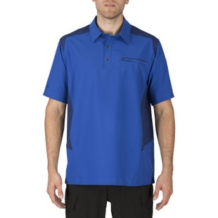 5.11 Tactical Freedom Flex Polo Shirt - Marina