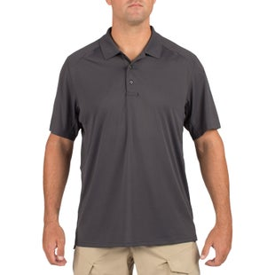 5.11 Tactical Helios Polo Shirt - Charcoal