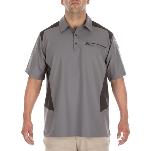 5.11 Tactical Freedom Flex Polo Shirt - Storm
