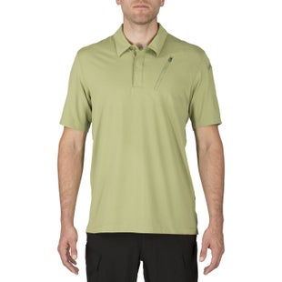 5.11 Tactical Odyssey Polo Shirt - Mosstone